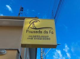 Pousada da Fé, Paraisópolis