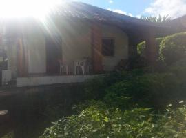 Sítio Cantinho da Paz, Cachoeiras de Macacu