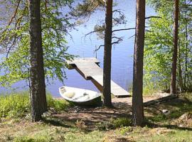 Holiday Home Loma-pälsilä, Poikkijärvi