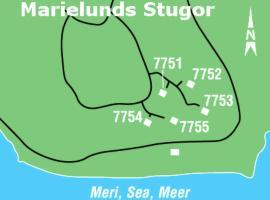Holiday Home Marielund 1, Sirnäs