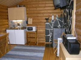 Holiday Home Jussi-mökki, Enanniemi