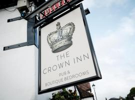 The Crown Inn, Bishops Waltham