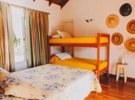 IRU Hostel, San Ignacio