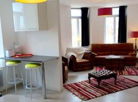 Appartement A La Mer, Le Portel