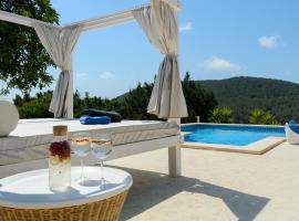 Villa Vrai Ibiza: Truly stunning, perfect location!, San Jose de sa Talaia