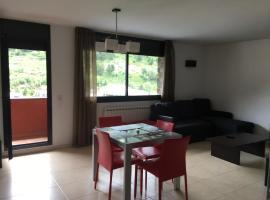 Nou Confort Apartaments Ed.Malva, El Tarter