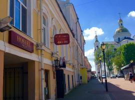 Hostel Х.О., Vitebsk