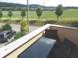 Ferienwohnungen Harmonie und Bergblick, Crostau