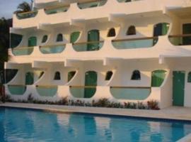 Valentina Praia Hotel, Barequeçaba