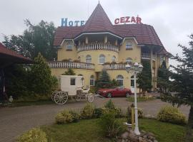 Cezar Hotel, Koszuty