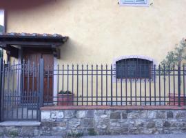 La Casina di Legri, Calenzano
