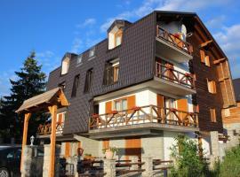 Apartments Pars, Vlasic