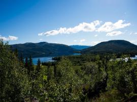 Hub Helgeland, Mosjøen