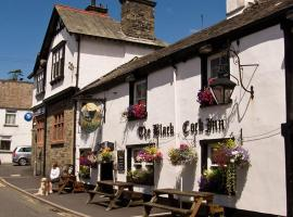 The Black Cock Inn, Broughton in Furness