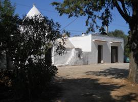Vacanza in casa rurale nel Salento, Francavilla Fontana