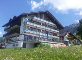 Sporthotel Hochpaßhaus am Iseler, Bad Hindelang
