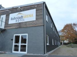 Ruhrstadtarena Hotel, Herne