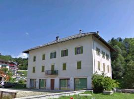 Casa Caneppele, Lavarone