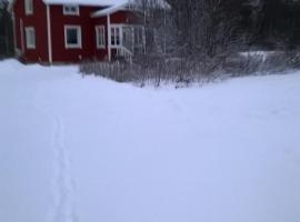 The house near Arctic Circle, Ounasjoki