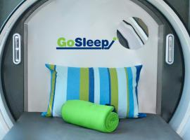 GoSleep Sleep Lounge - Abu Dhabi Airport (Terminal 3 Transit Area)