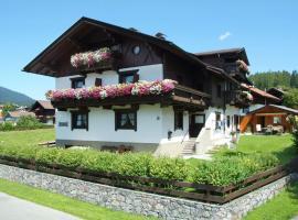 Haus Spielmann, Ehrwald