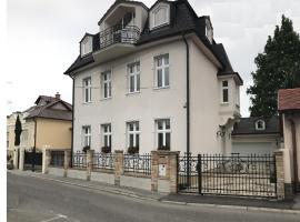 Villa Garden, Dunaszerdahely