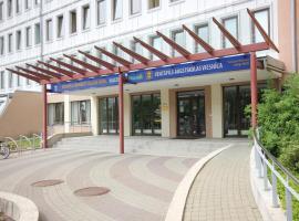 Ventspils Augstskolas Viesnīca, Ventspils