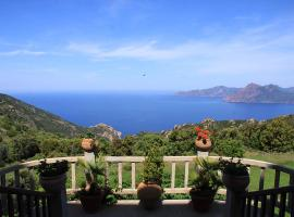 Hotel Les Roches Rouges, Piana
