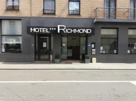 Hotel Richmond, Blankenberge