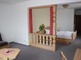 Hotel 'Zur Hoffnung', Nordhausen