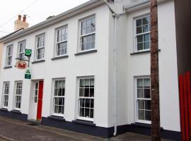 Rachra House, Shannonbridge