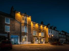 The Golden Fleece Hotel, Thirsk