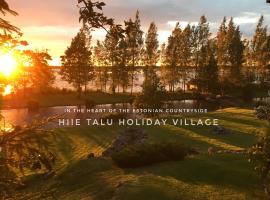 Hiie Talu, Kahala