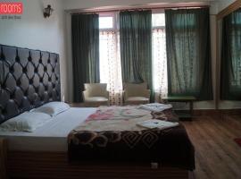 ADB Rooms Namdul Residency, Gangtok
