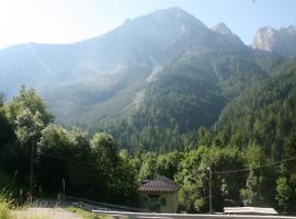 Dolomiti house, Cibiana