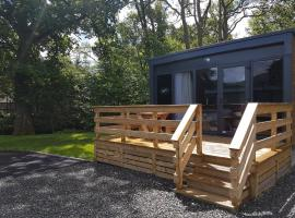 Inverbeg Holiday Park, Luss