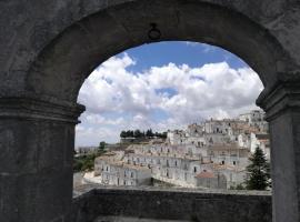 Le Casette nel Rione, Monte Sant'Angelo
