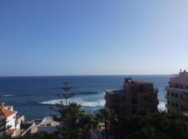 Lovely studia in Las Galletas con nice sea view, Las Galletas