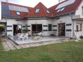 Virágvölgyi Pihenő Villa, Sopron