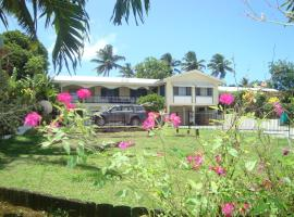 Olini Lodge, Nuku'alofa