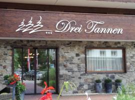 Hotel Drei Tannen, Tannheim