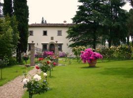 Villa Poggio Ai Merli, Scandicci