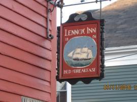Lennox Tavern B&B, Lunenburg