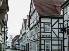 Historik Hotel Garni Christinenhof, Hameln