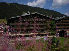 La Marmotte Hôtels-Chalets de Tradition