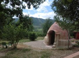 Minicasa Hobbit, Amer