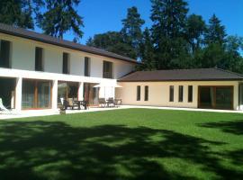Private Gated Property -Detached Studio -Geneva Lake, Sciez