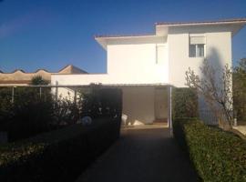 Villetta con giardino, Trapani