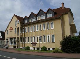 Weser Wasserbetten Hotel Baxmann, Hessisch Oldendorf
