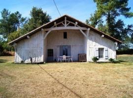 House Gîte bois garraud, Belhade